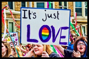 Gay Protest